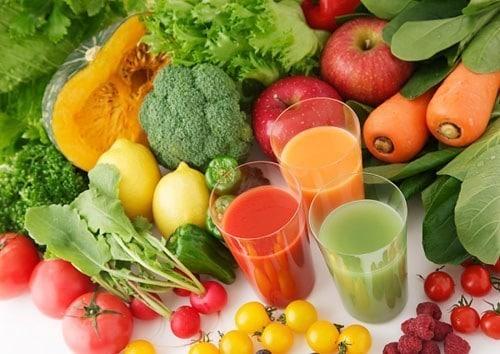 ăn nhiều rau củ quả luộc làm giảm ung thư vú