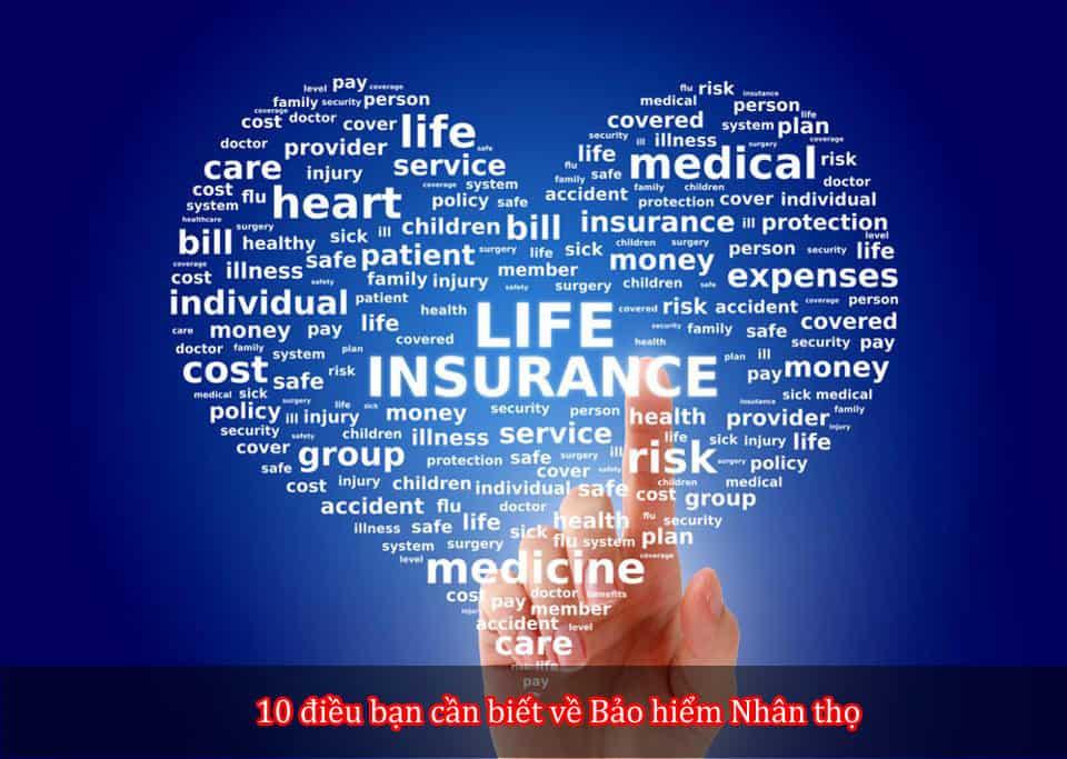 10 điều bạn cần biết về bảo hiểm nhân thọ