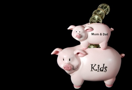 Gửi tiết kiệm cho con thông qua bảo hiểm nhân thọ?