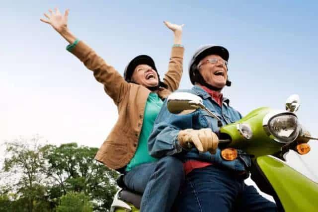 quỹ hưu trí tuổi già thảnh thơi