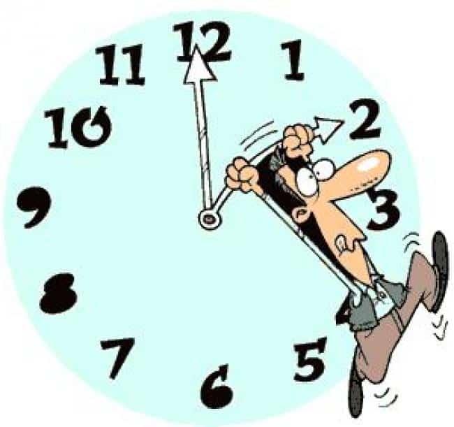 Thiếu thời gian làm việc