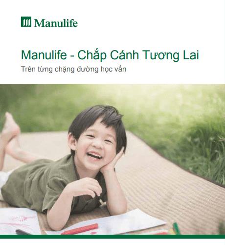 sản phẩm Manulife Chắp Cánh Tương Lai