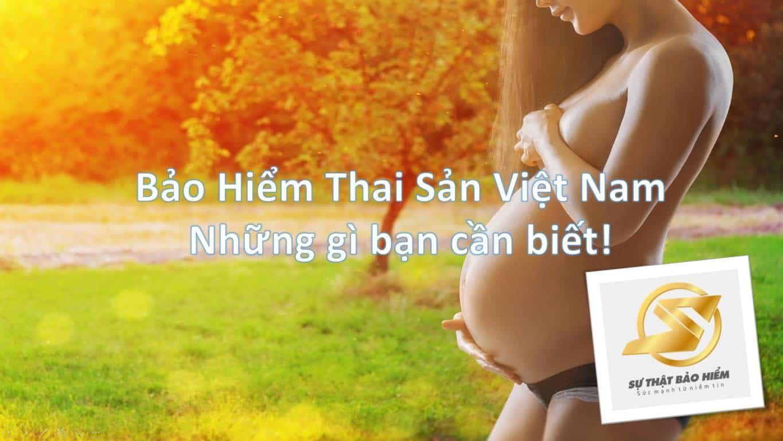 bao hiem thai san viet nam -