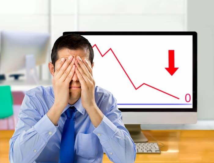 Đầu tư thua lỗ là điều mà ai cũng lo lắng